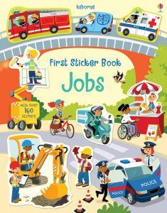 Jobs First Sticker Books, Usborne