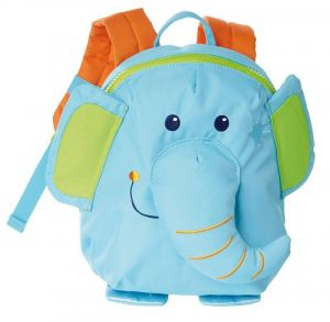 Ghiozdanel  elefantel  bleu