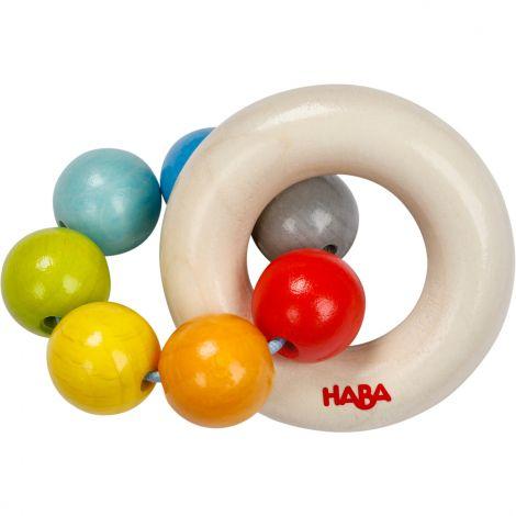 Jucarie pentru dentitie Mingi colorate, Haba