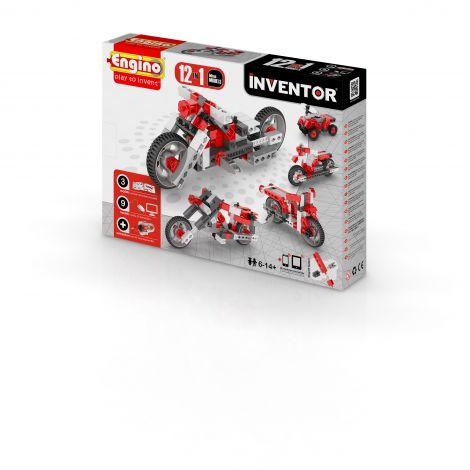 INVENTOR 12 MODELE MOTOCICLETE