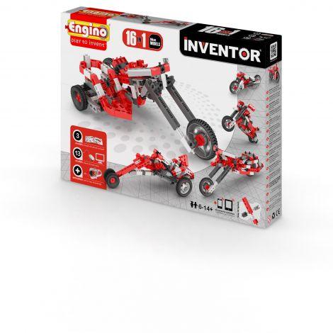 INVENTOR 16 MODELE MOTOCICLETE