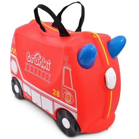FRANK - Masina de pompieri, Trunki