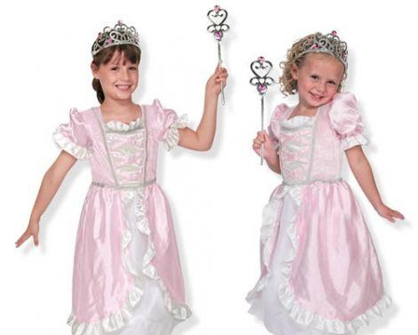 Costum de carnaval jocuri de rol Printesa Melissa and Doug
