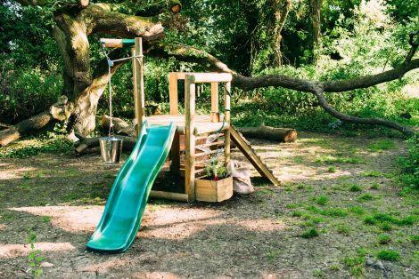 Discovery Woodland Treehouse, Plum
