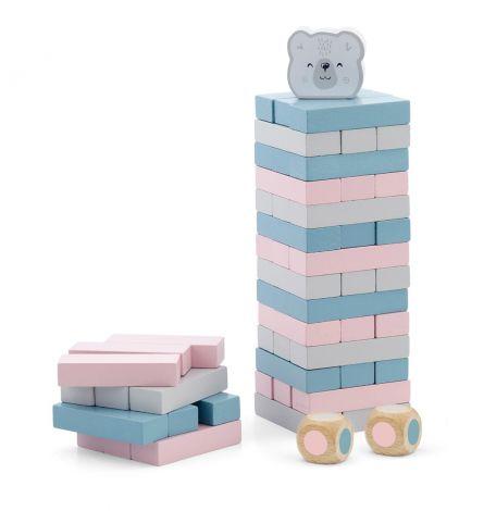 Turn din cuburi, PolarB Viga