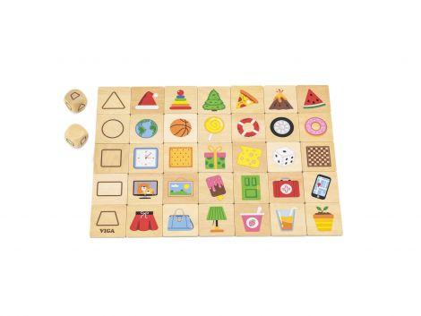 Puzzle sortator Invata formele, Viga