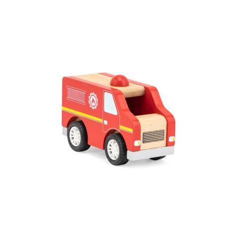 Masina de pompieri, Viga