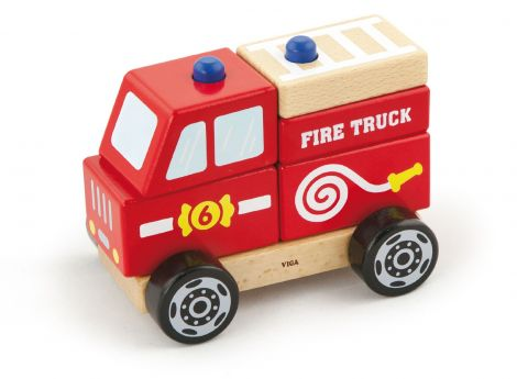 Masina de pompieri de stivuit, Viga