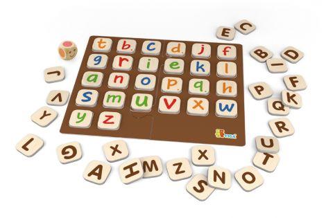 Joc Invata alfabetul, Viga