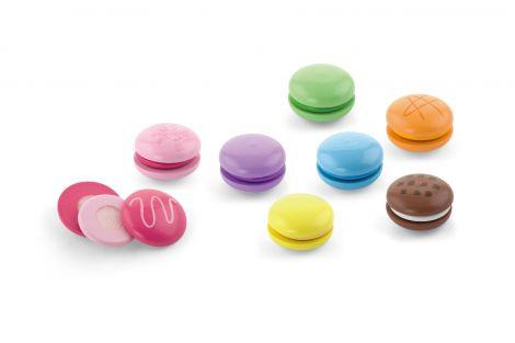 Set macarons, Viga