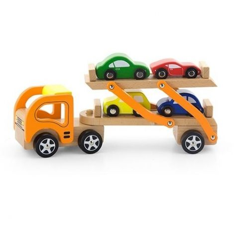 Camion transportor cu 4 masinute, Viga