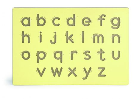 Exerseaza scrierea - Litere mici, Viga