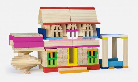 Set de blocuri pentru constructie Architecture (250 piese), Viga
