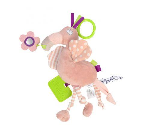 Flamingo Mia,jucarie interactiva cu activitati, Dolce