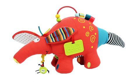 Aardvark, jucarie interactiva cu activitati, Dolce
