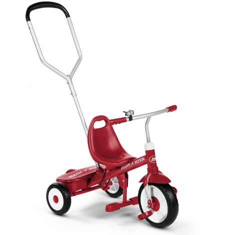 Tricicleta multifunctionala Radio Flyer Steer and Stroll, 2-5 ani