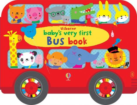 Baby's Very First Bus Book, Usborne