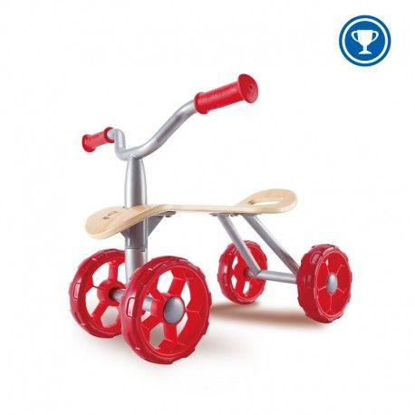 Bicicleta premergator 4 roti Hape E1054