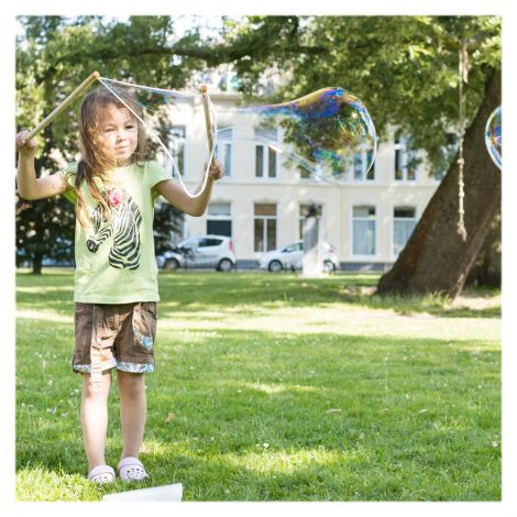 Dispozitiv pentru baloane de sapun gigant, BS Toys