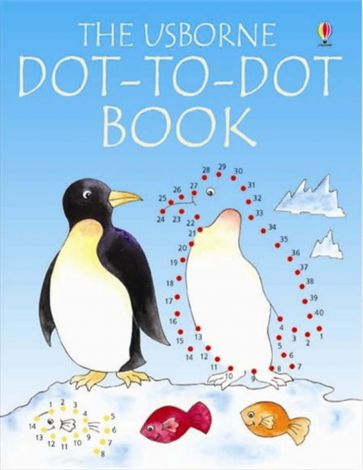 Dot To Dot Book (Combined Volume)