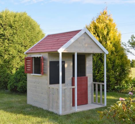 Casuta de gradina Summer Adventure House (M5), Wendi Toys