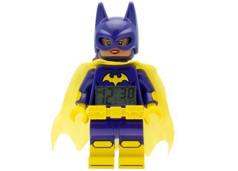 Ceas desteptator LEGO Batgirl  (9009334)