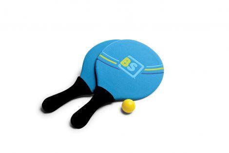 Set de tenis pentru gradina sau plaja, BS Toys