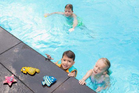 Set pentru scufundari Peste, calut de mare si steluta de mare, BS Toys