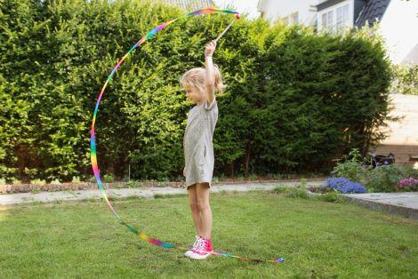 Panglica pentru dans si gimnastica ritmica, BS Toys