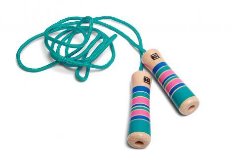Coarda de sarit turqoise, BS Toys