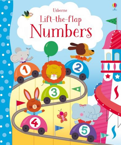 Lift-the-Flap Numbers, Usborne