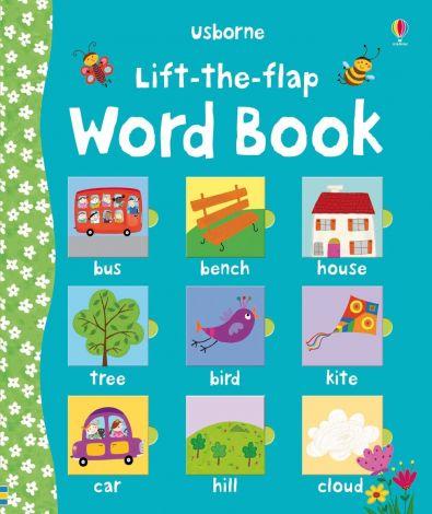 Lift-the-Flap Word Book, Usborne