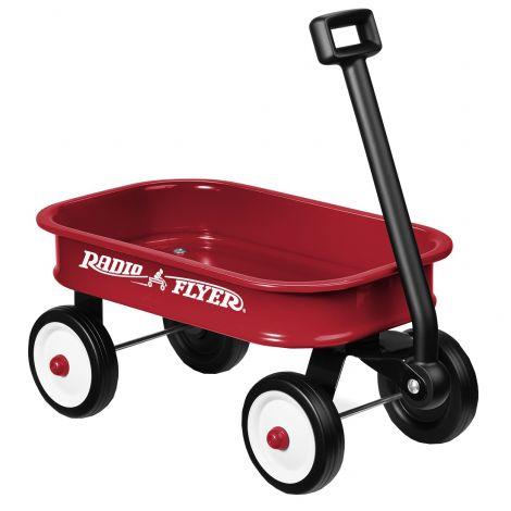 Jucarie - carucior Radio Flyer Little Red Wagon
