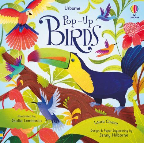 Pop-Up Birds, Usborne
