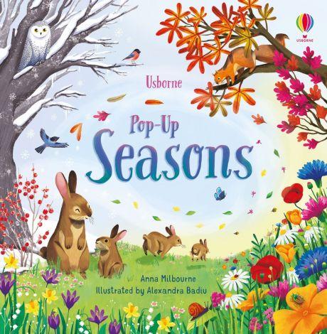 Pop-Up Seasons, Usborne