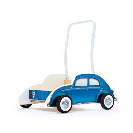 Premergator Volkswagen Beetle albastru HAPE E0382