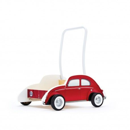 Premergator Volkswagen Beetle rosu HAPE E0380