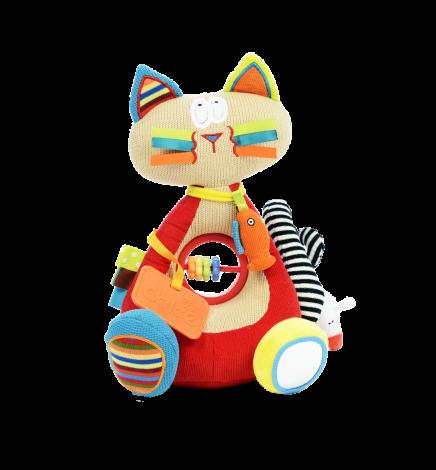 Pisica siameza,jucarie interactiva cu activități, Dolce
