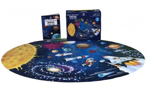 Spatiul, sistemul solar - Calatoreste, invata, exploreaza