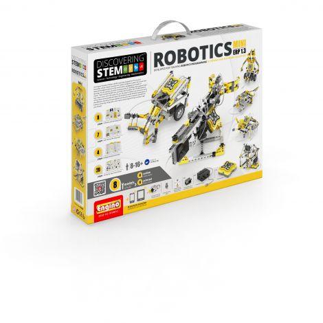STEM ROBOTICA ERP MINI (incl. sofware pentru uz personal, manuale, 2 motoare, 2 IR senzori)