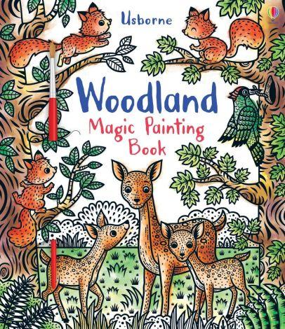 Woodland Magic Painting, Usborne